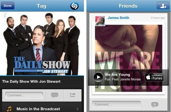 Shazam for iOS gets a new UI, shares our lack of music knowledge with Google+