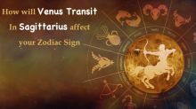 How will Venus transit in Sagittarius affect your zodiac sign?