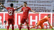 DFB-Pokalfinale: Und wieder feiern die Bayern