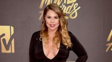 'Teen Mom' Star Kailyn Lowry Steps Out at MTV Movie Awards 3 Months After Plastic Surgery