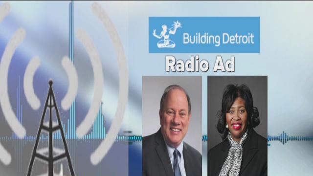 Mayor, city council president team up in radio ad for Detroit