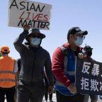 Man allegedly stabs 2 elderly Asian women