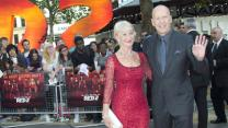 Willis and Mirren Premiere 'Red 2' in London