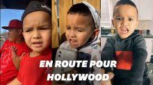 Sur TikTok, ce petit garçon de 5 ans fascine par son jeu d'acteur