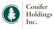 Conifer Holdings Reports 2021 First Quarter Financial Results