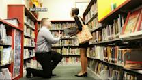 Real-Life Fairy Tale Proposal Goes Viral