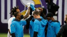 Panthers at Vikings live game updates: Teddy Bridgewater is back playing in Minnesota