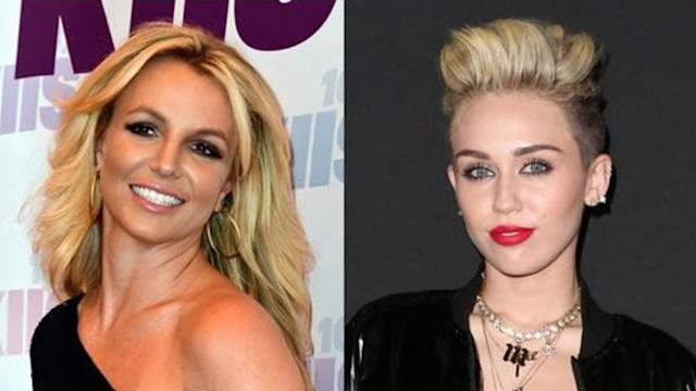 Miley and Britney BANGERZ Collab CONFIRMED!