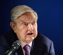 George Soros says President Trump is conspiring with Facebook to get reelected
