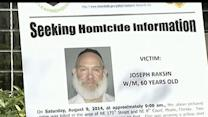 Police: No Sign of Hate Crime in Rabbi Killing