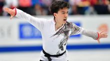 Vincent Zhou, after a time of tumult, is on track for his Olympic end game