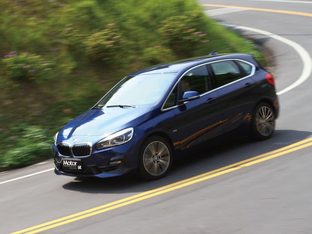 【路試報導】BMW 220i Active Tourer Sport Line