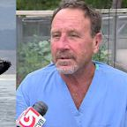 Cape Cod lobster diver describes being swallowed by humpback whale