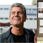 How Anthony Bourdain Taught Me To Survive In The Food World