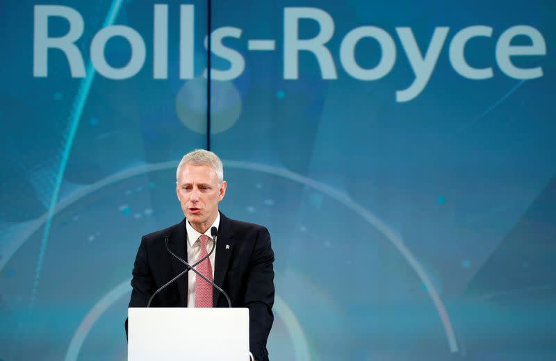 Rolls-Royce 'open-minded' on new Boeing mid-market jet study: executive