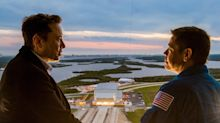 Elon Musk told NASA astronauts' kids ahead of the SpaceX launch, 'We've done everything we can to make sure your dads come back OK'