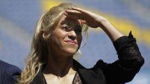 Presentan cargos contra Shakira en España por evasión fiscal
