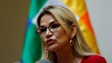 La Cancillería le respondió a Jeanine Áñez y la desconoció como presidenta de Bolivia