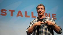 Stallone jokes about elocution school at sneak peek of 'Rambo V'