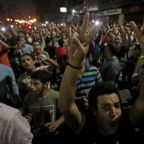 Cairo protests: Mass uprising against Egyptian president as demands grow for resignation after crackdown on critics