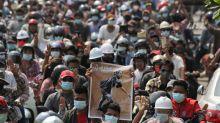 Policía de Myanmar disuelve protestas tras día más sangriento desde el golpe