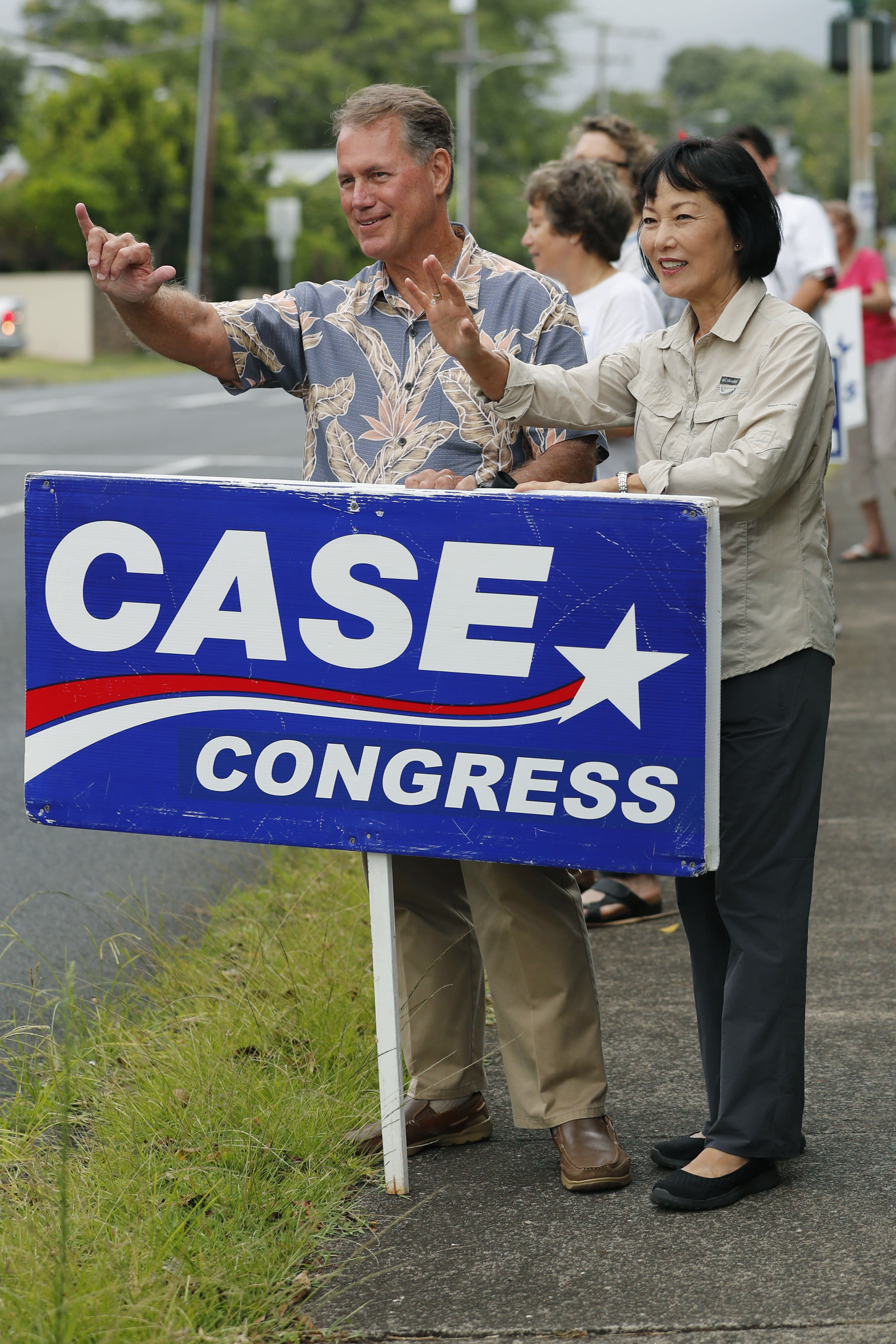 The latest: Tupola wins GOP primary for Hawaii governor