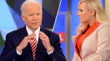 Joe Biden tells a grieving Meghan McCain that loss gets easier