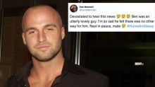 Ben Unwin's friend 'sad he felt there was no other way' after Home And Away star found dead