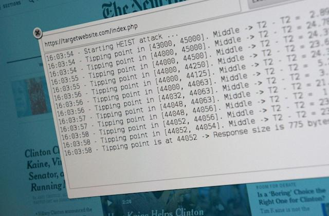 Exploit can attack secure websites through ads