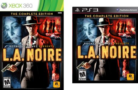 L.A. Noire: The Complete Edition coming to PS3, 360 this November