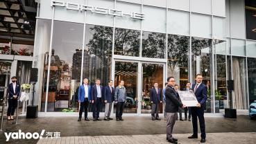 【朝聖圖輯】插旗府城!Porsche Studio Tainan落腳台南南紡二館、全新保時捷中心將在2022年落成!
