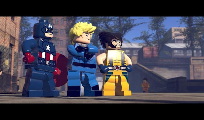 Lego Marvel Super Heroes to make Xbox One launch in US