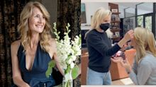 Laura Dern's Oscars red carpet prep includes this 'game-changer' $137 face oil
