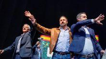 Abascal cree que no se pueden celebrar elecciones en España en esta situación