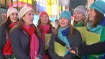 How Hard Is It to Sing 'Auld Lang Syne?'
