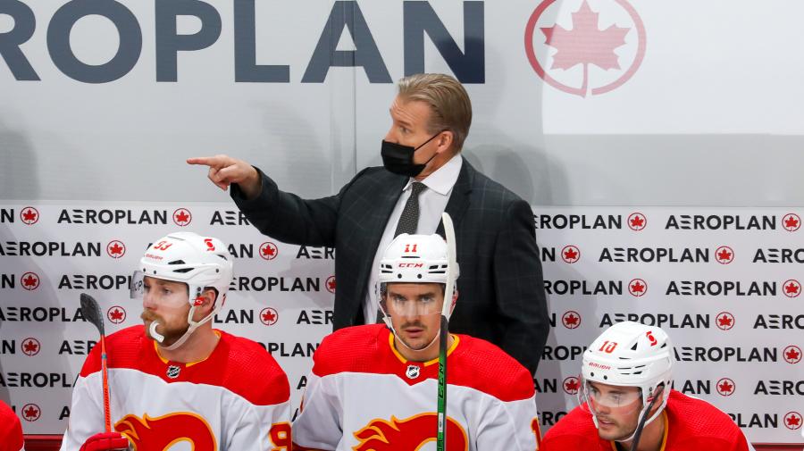 Flames fire head coach after average start