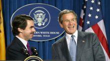 La del acento texano y otras fotos de la relación de Aznar con EE.UU.