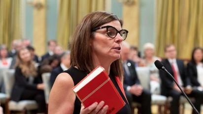From faith worker to cabinet minister, Tassi is ready to be voice for seniors
