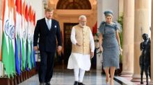 Dutch royals on 5-day India visit to boost strategic partnership