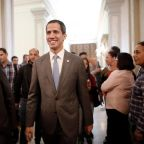 Venezuela opposition leader Juan Guaido tries to seize control of country's oil production