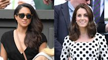 Duchess of Cambridge and Duchess of Sussex will attend Wimbledon together this weekend