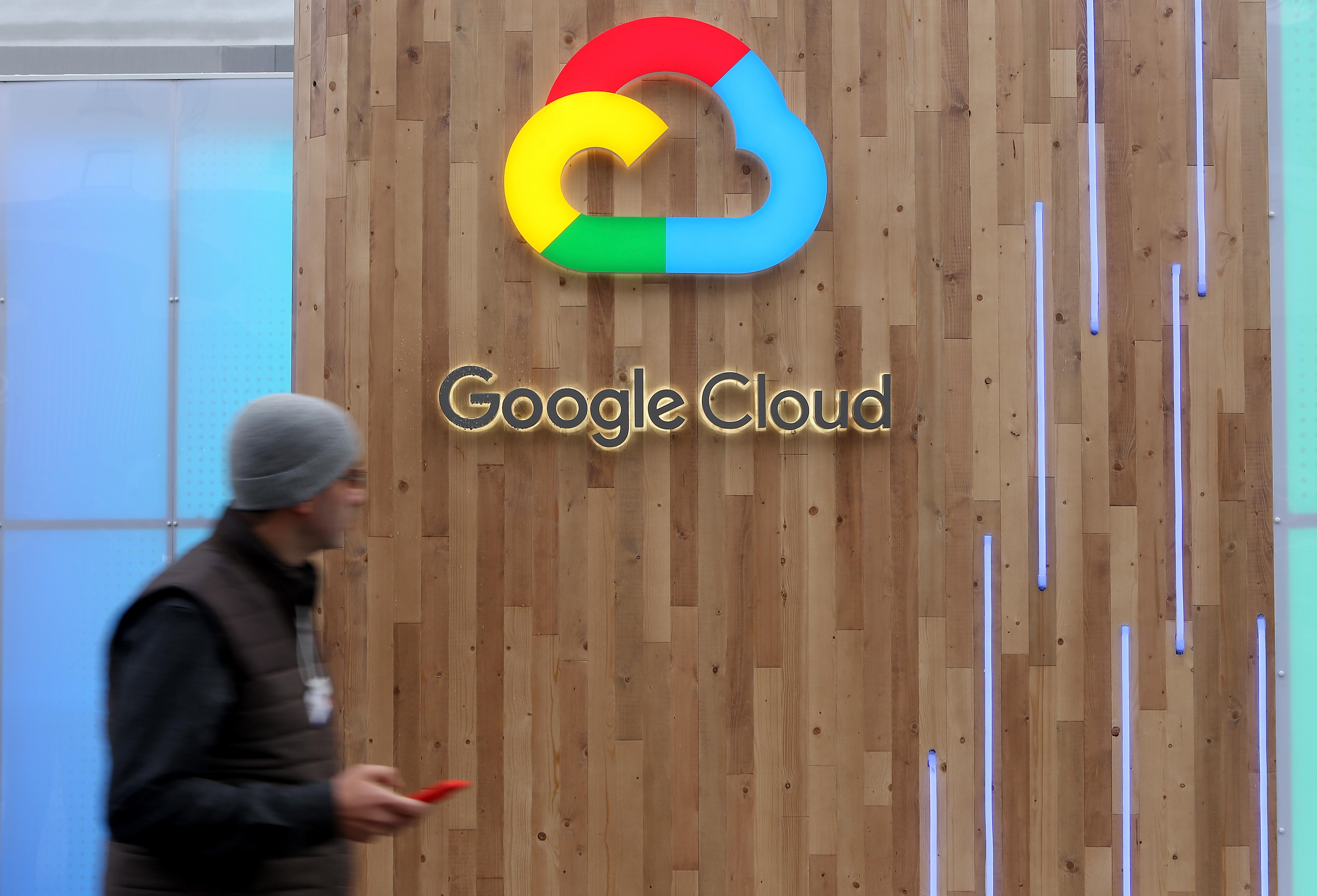 'Another $1 trillion market': How Google could cash in on the cloud boom: Tech