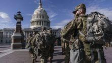 FBI vetting Guard troops in DC amid fears of insider attack