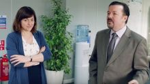 Ricky Gervais's David Brent Lights Up a Room as Only a Chilled-Out Entertainer Can In New Movie Trailer