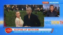 Kim Kardashian expecting a baby boy