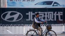 Hyundai Motor's China JV resumes supplier payments