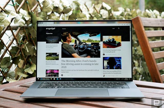 Dell XPS 15 review (2020): The ideal 15-inch laptop for creatives