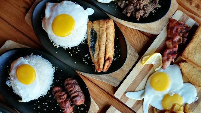 Rekomendasi Makanan Berbahan Telur Yang Enak Dan Praktis