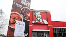 KFC Branches Still Closed As It's Revealed Warehouse At Centre Of Chaos Failed To Get Council Approval
