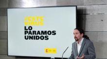Pablo Iglesias promete una renta básica para los españoles lo antes posible